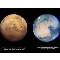 WATER AND LIFE ON MARS